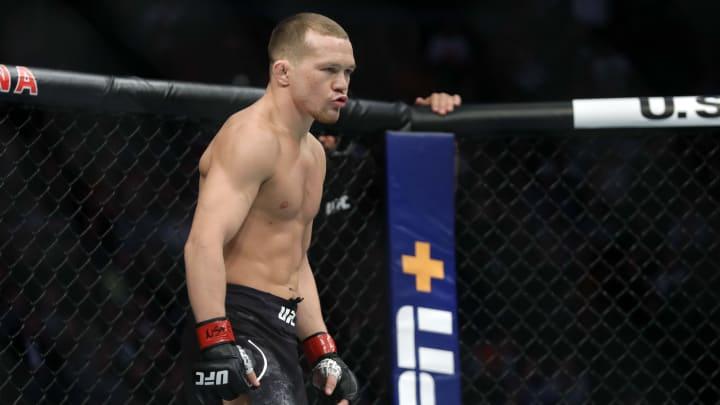 Petr Yan vs Aljamain Sterling UFC 259 bantamweight bout odds, prediction, fight info, stats, stream and betting insights.