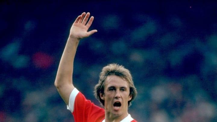 Spécialiste des penalties, Phil Neal a marqué le troisième but de la finale de C1 remportée par Liverpool face à Monchengladbach (3-1, 1977).
