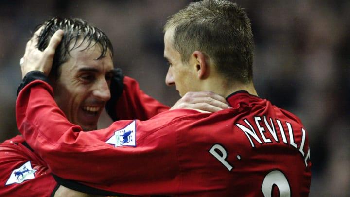 Phil Neville, Gary Neville