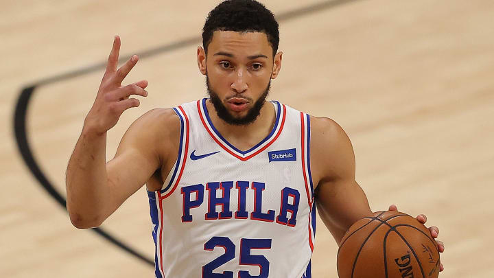 Shaquille O'Neal: We Can Assume Ben Simmons Isn't Putting in the Work