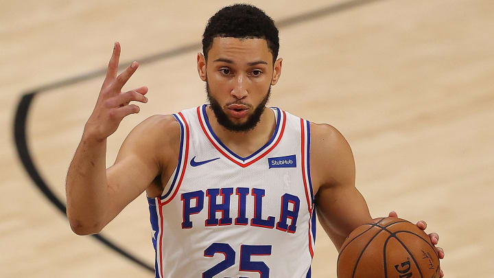 Three All-Star players the Philadelphia 76ers could realistically acquire in a Ben Simmons trade.