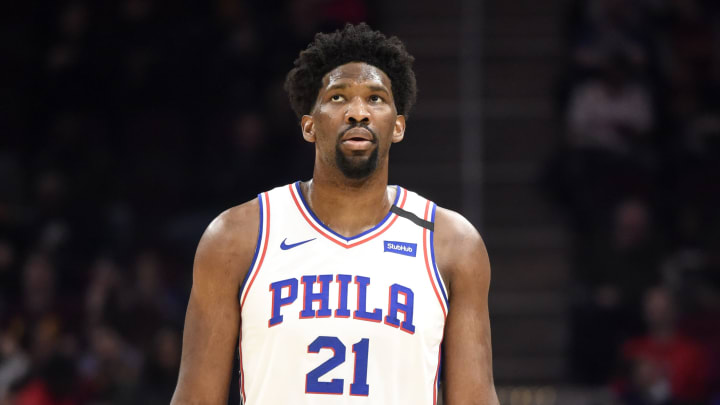A Philadelphia columnist is actually suggesting that the 76ers could get rid of Joel Embiid.