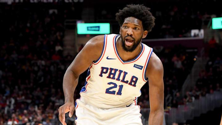 Embiid está en el desarrollo de su mejor temporada en la NBA