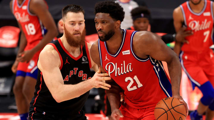 76ers vs Raptors prediction and NBA pick straight up for tonight's game between PHI vs TOR.