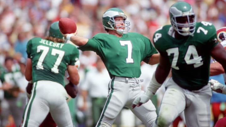 Ron Jaworski is one of the greatest quarterbacks in Eagles history.
