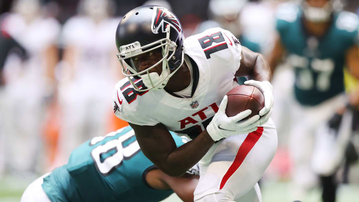 Calvin Ridley fantasy outlook after Week 1 includes great buy-low potential.