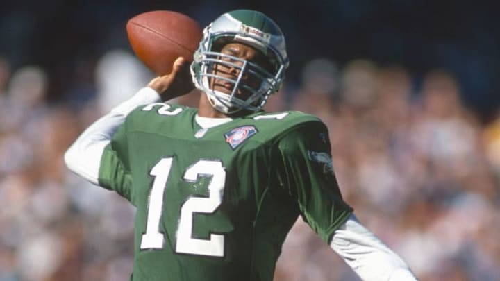 Randall Cunningham is one of the greatest quarterbacks in Eagles history.