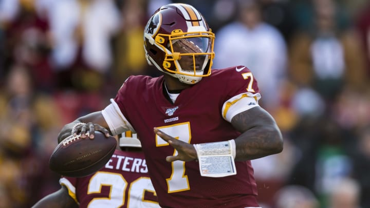 giants redskins betting line 2021 presidential candidates