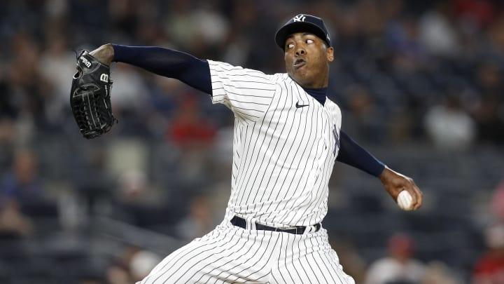 Los Yankees deben conservar a Aroldis Chapman en el bullpen despué de 2022