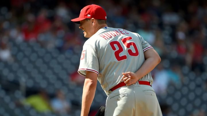 Jared Hughes was traded to the Philadelphia Phillies in 2019.