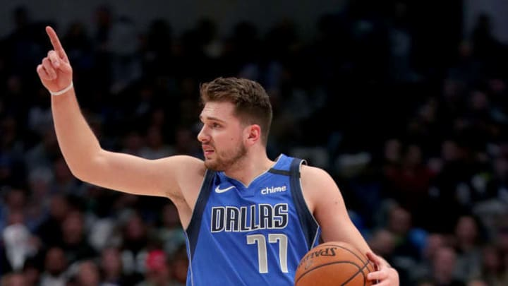 Luka Doncic needs to be healthy for the Mavericks to be as good as they can be.