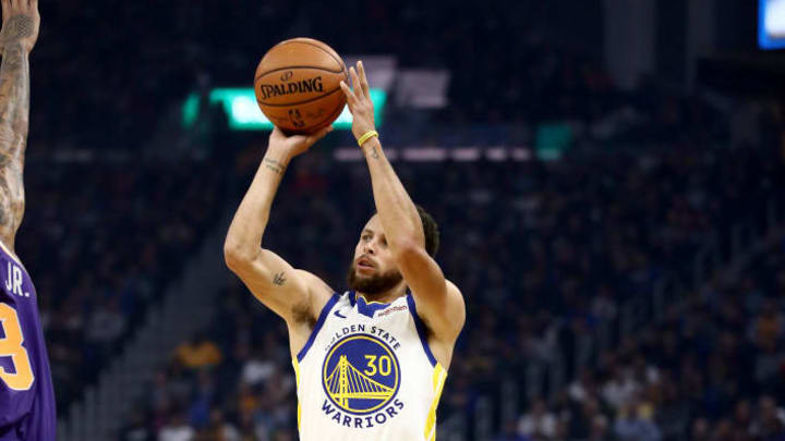 Stephen Curry may not have the best 3-point rate, but there is no doubt he is the best shooter ever.