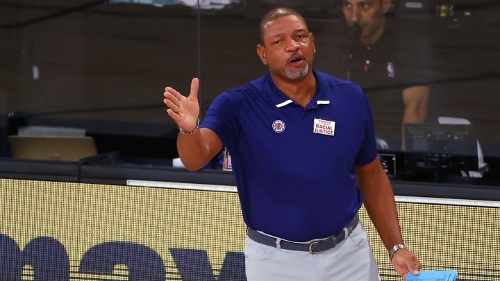 Doc Rivers, Phoenix Suns v Los Angeles Clippers