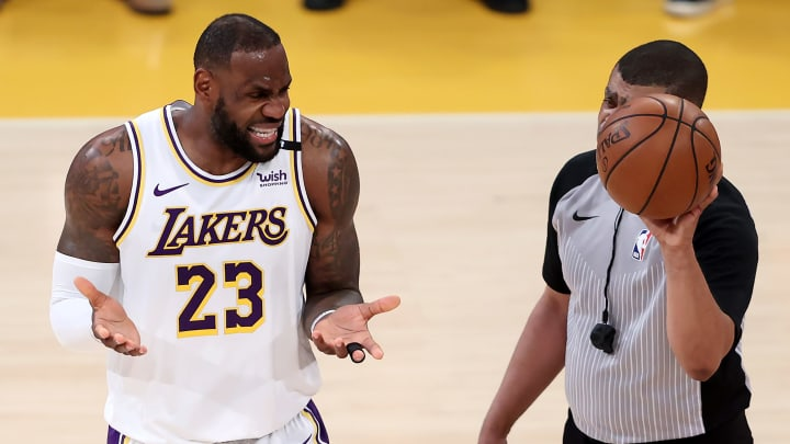 LeBron James needs to step it up in Game 6 to keep his team's season alive.