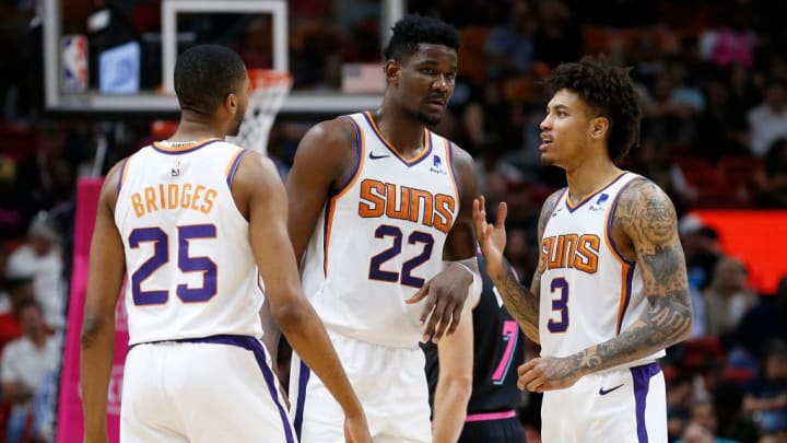 If the Phoenix Suns turn on the gas they had in the beginning, they may be able to steal the spot.