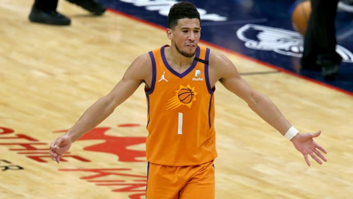 Trail Blazers vs Suns prediction, odds, over, under, spread, prop bets for NBA betting lines today.