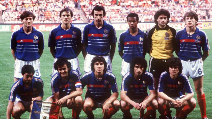 Picture taken 19 June 1984 in Nantes, we