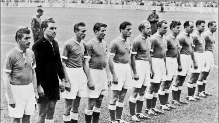Deutsche Nationalmannschaft 1954