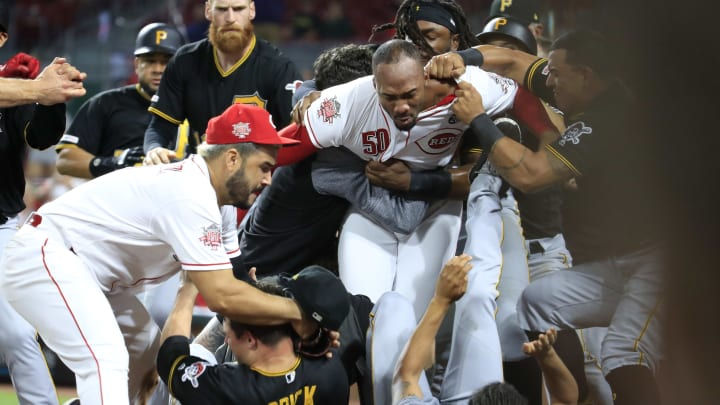Revisiting Amir Garrett's One-Man Wrecking Crew in Reds-Pirates Brawl