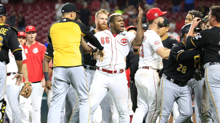 MLB is not allowing brawling during the 2020 season.
