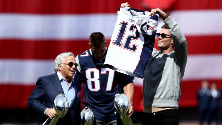 Documental sobre Tom Brady revive la historia del robo de su ...