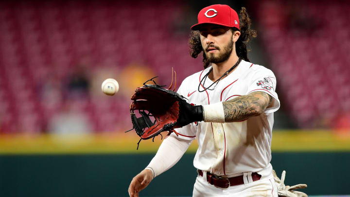 Cincinnati Reds infielder Jonathan India is FanDuel Sportsbook's odds-on favorite to be named 2021 NL Rookie of the Year.