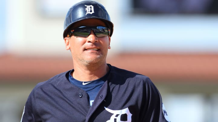 El ex técnico de los Tigres de Detroit está en proceso de divorcio con su esposa Blanca