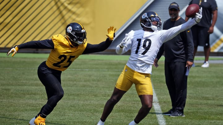 The Pittsburgh Steelers are getting disrespected by ProFootballFocus' latest NFL 2021 power rankings.