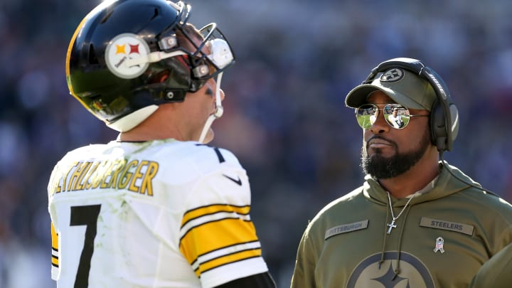 Experience beats youth in Week 1, and Mike Tomlin plus Ben Roethlisberger trumps a new head coach and a second-year quarterback every time.
