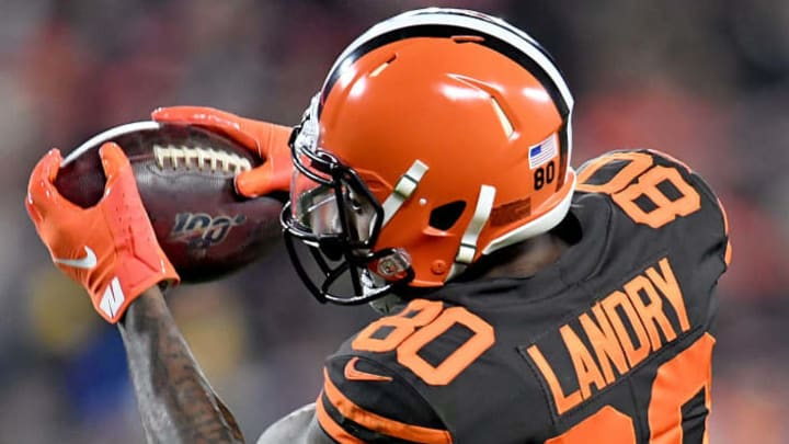 Jarvis Landry has resumed his solid career with the Browns, after being traded from Miami.