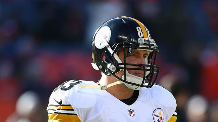 Tight end Heath Miller put together a good rookie season for the Steelers in their Super Bowl run.
