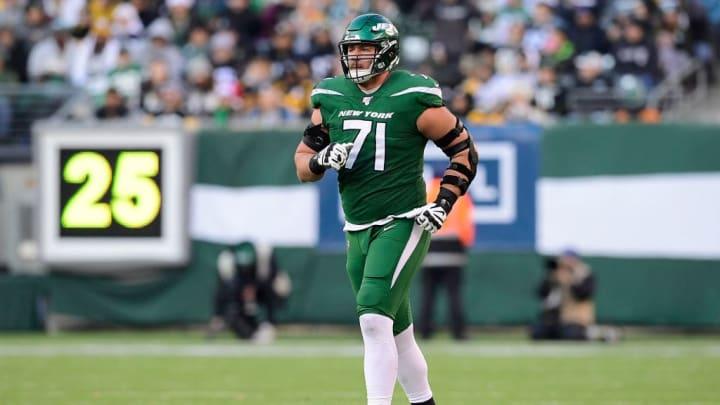 Alex Lewis, NY Jets