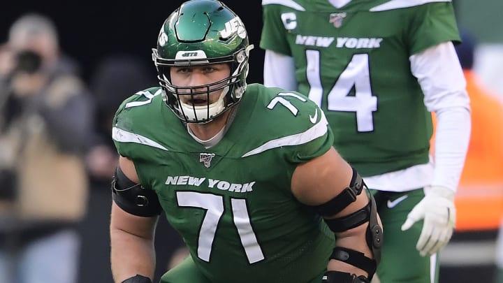 NY Jets, Alex Lewis