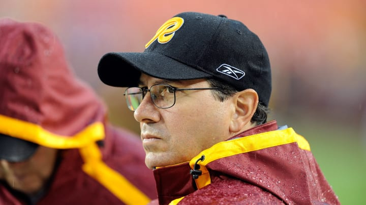 Daniel Snyder thinking about joining social media.