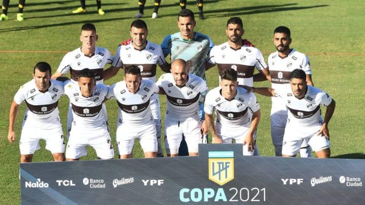 Platense v Racing Club - Copa de La Liga Profesional 2021