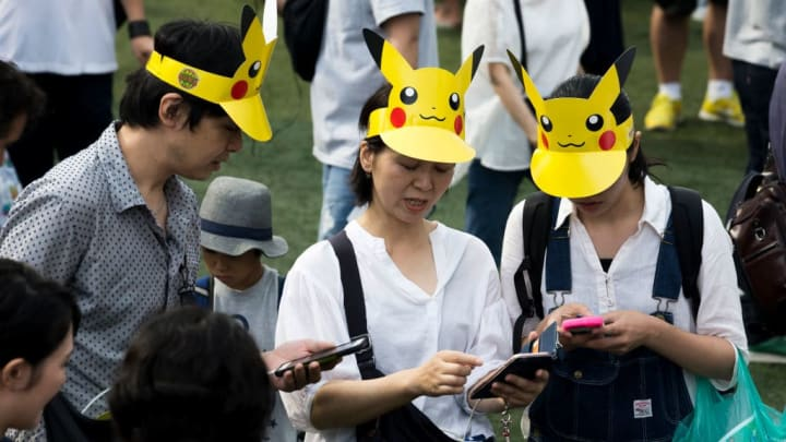 Pokemon And Pikachu Continue To Occupy Yokohama