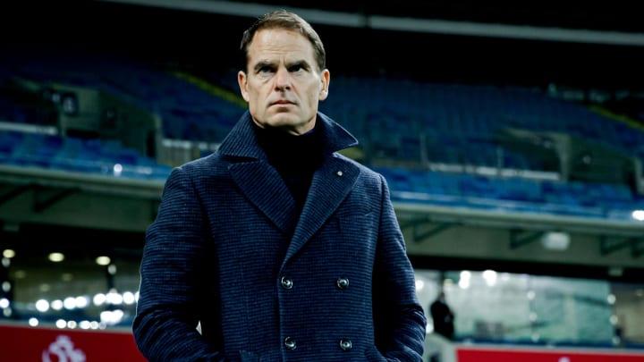 Frank de Boer muss in die großen Fußstapfen von Ronald Koeman treten