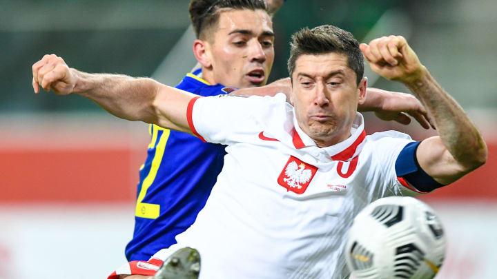 """อังกฤษ งานเบา """"เลวานดอฟสกี้"""" เจ็บหนักชวดลงบู๊ช่วย โปแลนด์ ในบอลโลกรอบคัดเลือก"""