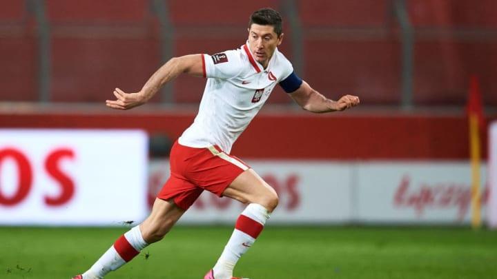 Poland v Andorra - FIFA World Cup 2022 Qatar Qualifier