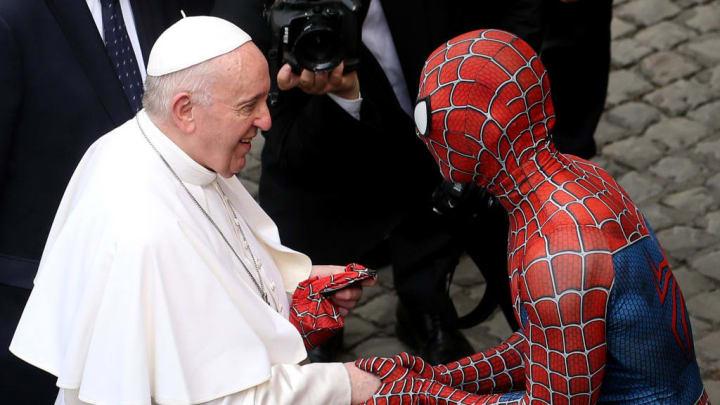 Pope Francis, Mattia Villardita