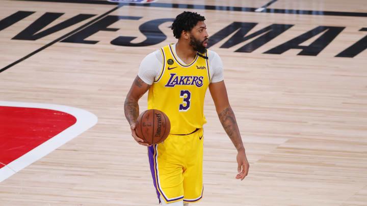 Anthony Davis, Portland Trail Blazers v Los Angeles Lakers - Game Five
