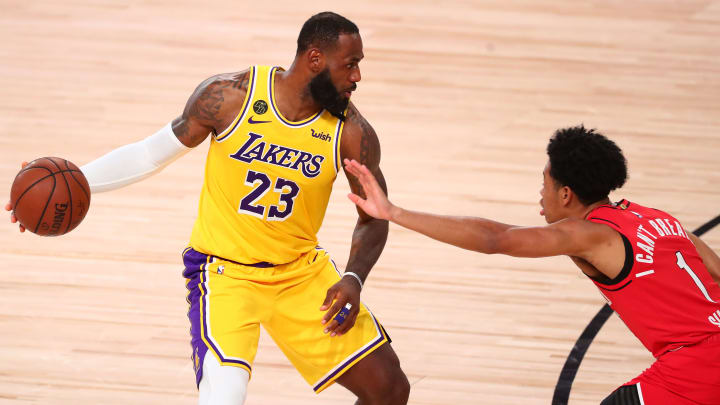 Lakers Vs Blazers Spread Odds Line Over Under Prediction Betting Insights For Nba Playoffs Game 3