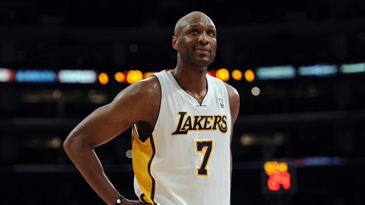 Odom's falloff should not overshadow his contributions.