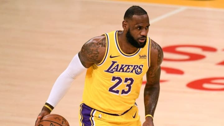 LeBron James will seek his second title with the Los Angeles Lakers in the 2021-22 NBA season