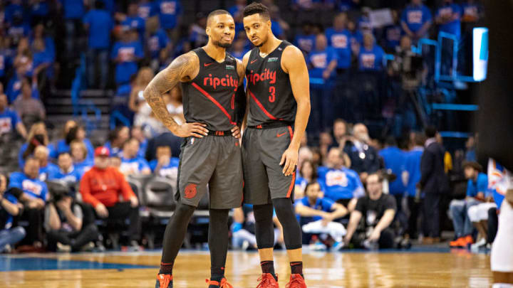 Led by Lillard and McCollum, the Blazers can sneak back into the postseason.