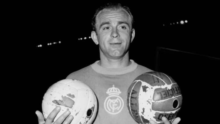 Alfredo di Stefano Real Madrid