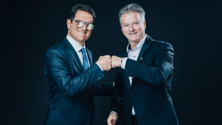 Steve Waugh, Fabio Capello