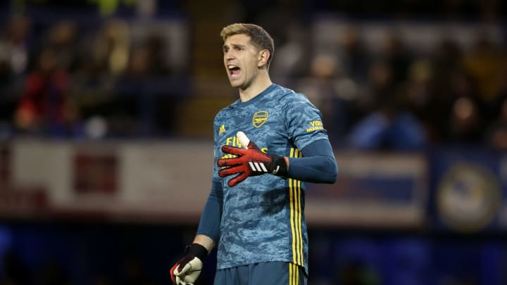 Who the Heck Is Arsenal's Emiliano Martinez?
