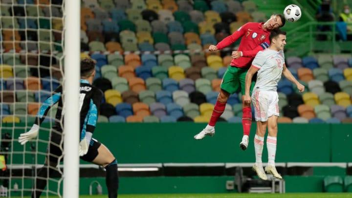 Cristiano Ronaldo, Sergio Reguilon