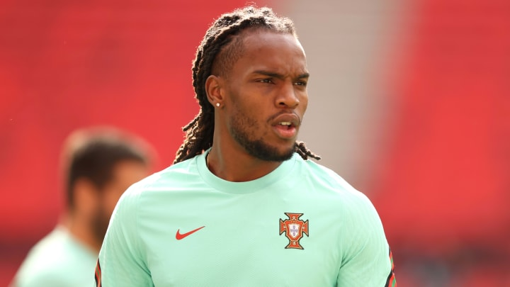 Arsenal have asked to be kept informed of any updates regarding Portugal midfielder Renato Sanches